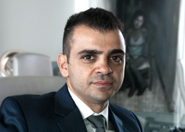 Christos Andreou, ACCA, CIA, CPA, Partner, Audit and Assurance