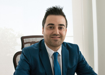 Nicos Katsaris, ACCA, CPA, Senior Manager, Tax Department